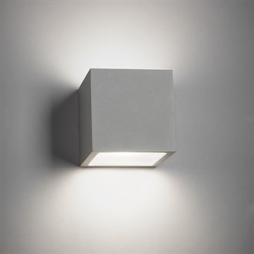 CUBE UP/DOWN SILVER