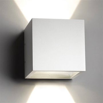 CUBE XL LED WHITE