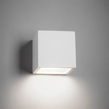CUBE DOWN LED WHITE