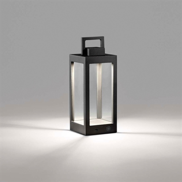 LANTERN TABLE T1 BLACK