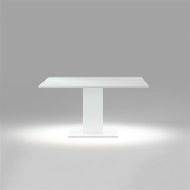 LOUNGE TABLE WHITE