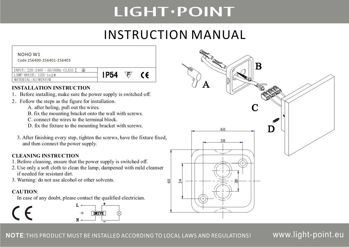 Noho W Black Case 220 Wiring Diagram Download Manual