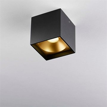 SOLO SQUARE BLACK/GOLD
